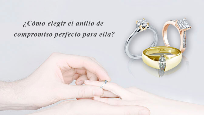 HOW TO CHOOSE THE PERFECT COMMITMENT RING FOR IT?